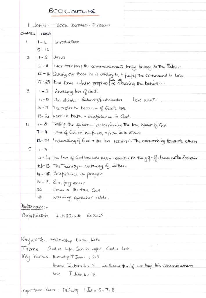 hand-written-example-of-Bible-book-outline-study-by-Helen-Cronin-www-honeybiblestudy-com